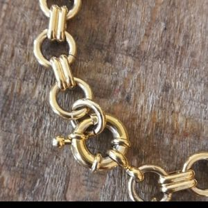 Givenchy Jewelry - Authentic Vintage Givenchy Gold Bracelet
